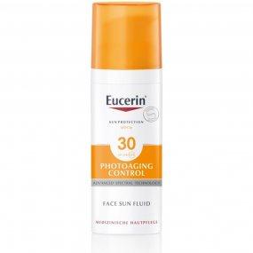 Eucerin Sun Ani age ochranný fluid proti vráskám SPF30 50 ml