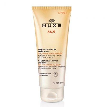 NUXE Sun Vlasy & tělo šampon 200 ml