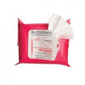 BIODERMA Sensibio H2O Micelární ubrousky 25ks 30.06.2021