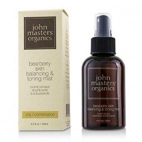 John Masters Organics čistící péče na obličej Bearberry 125 ml