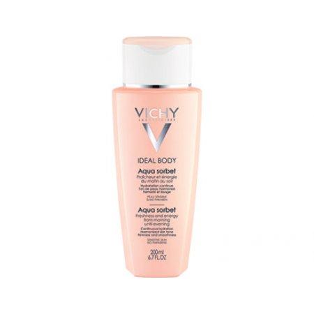 VICHY Ideal Body Aqua Sorbet 200 ml Hydratace těla