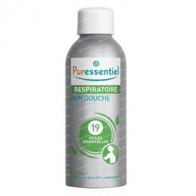 PURESSENTIEL Koupel pro lepší dýchání 19 esenciálních olejů 100 ml
