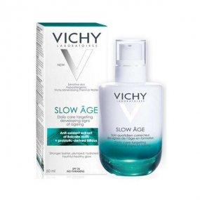 Vichy Slow Âge denní péče proti vznikajícím projevům stárnutí pleti SPF 25 50 ml
