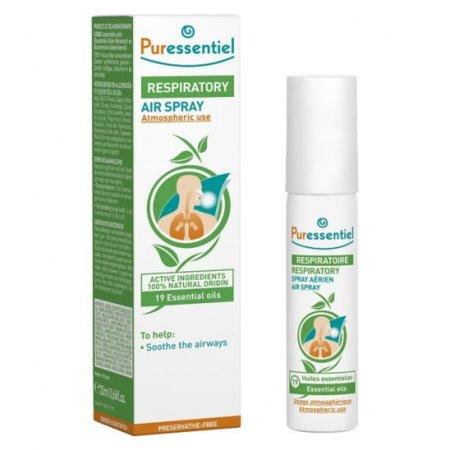 PURESSENTIEL Sprej pro lepší dýchání 20 ml
