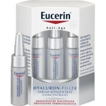 Eucerin Hyaluron-Filler intenzivní sérum proti vráskám 6x5 ml