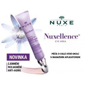 Nuxe Oční omlazující péče Nuxellence® (Youth Revealing and Perfecting Anti-Aging Total Eye Contour Massage) 15 ml