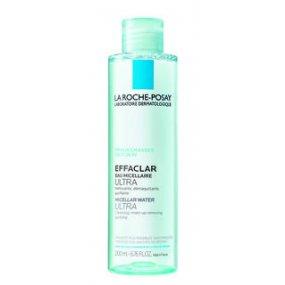 La Roche-Posay micelární voda EFFACLAR ULTRA 200 ml