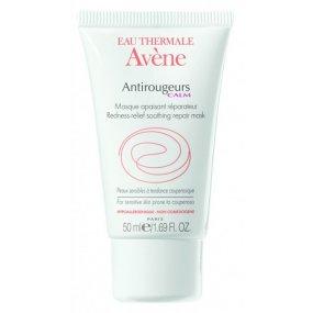 Avene Antirougeurs Calm Masque - Zklidňující maska zmírňující zčervenání pleti 50ml