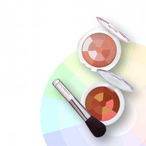 AVENE Couvrance Transparentní mozaikový pudr světlý - Poudre Mosaique Translucide 9g