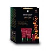 Rene Furterer OKARA - VYZKOUŠEJTE péče pro zářivost barvených vlasů