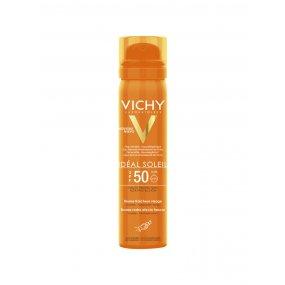 VICHY IDÉAL SOLEIL Osvěžující sprej na obličej SPF 50 75 ml