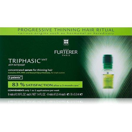 Rene Furterer TRIPHASIC VHT - regenerační sérum při vypadávání vlasů 8x5,5 ml