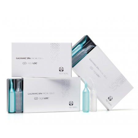 Galvanic Spa™ Facial Gels with ageLOC® – 3 balení gelů