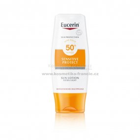 Eucerin Extra lehké mléko Sensitive Protect DUO SPF 30 150ml 1+1