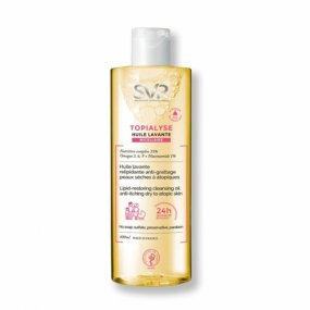 SVR Topialyse huile lavante 400 ml - mycí relipidační olej na suchou až atopickou pokožku
