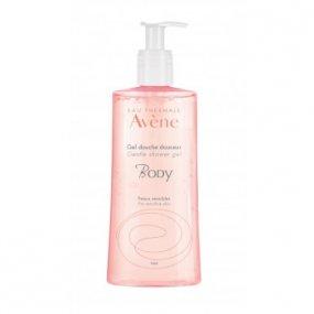 Avene Body jemný sprchový gel 500 ml