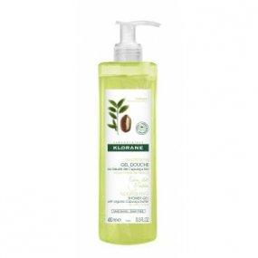 Klorane Sprchový gel s bio máslem cupuaçu s extraktem z yuzu 400 ml