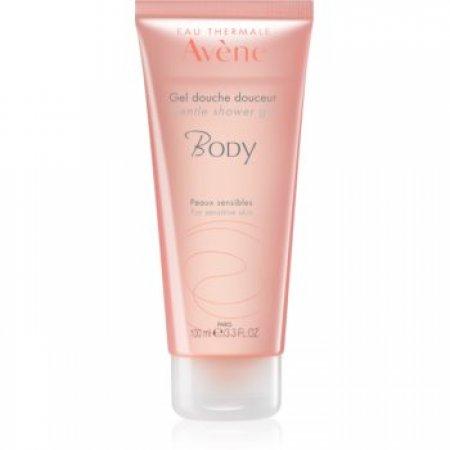 Avene Body jemný sprchový gel 100 ml