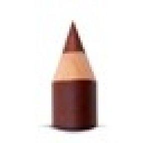 Libre tužka na rty č.09 - tm. země Siena MPML