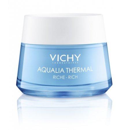 Vichy Aqualia Thermal riche NOVÁ 50 ml - vyživující denní krém pro suchou pleť