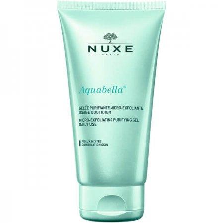 NUXE Aquabella čistící gel 150ml - mikro-exfoliační čistící gel