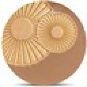 Libre bronzující pudr č.02 - zlatý bronz MVWS