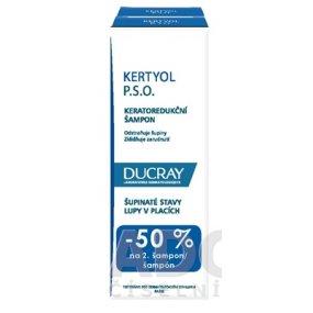 DUCRAY KERTYOL P.S.O. DUO keratoredukční šampon 2 x 200 ml