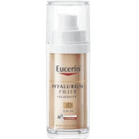 Eucerin Hyaluron-Filler + Elasticity sérum pro vyplnění hlubokých vrásek 30 ml