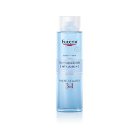 Eucerin DermatoCLEAN (HYALURON) micelární voda 3v1 400 ml
