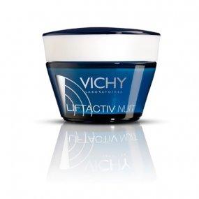 Vichy Liftactiv Supreme Nuit - Noční obnovující péče proti vráskám 50 ml