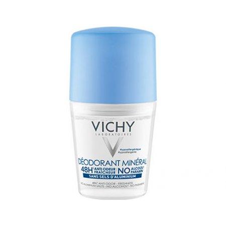 Vichy Deodorant minerální deodorant roll-on 48h 50 ml