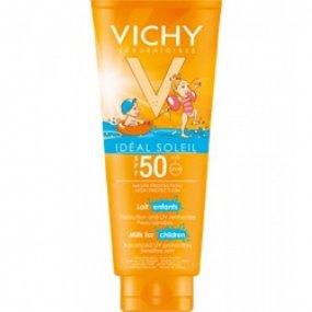 Vichy Ideal Soleil Opalovací mléko pro děti SPF 50+ 300 ml