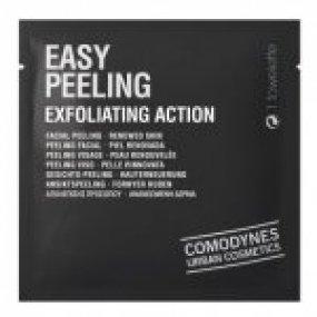 COMODYNES EASY PEELING-peelingový ubrousek na tvář a tělo 1 ks