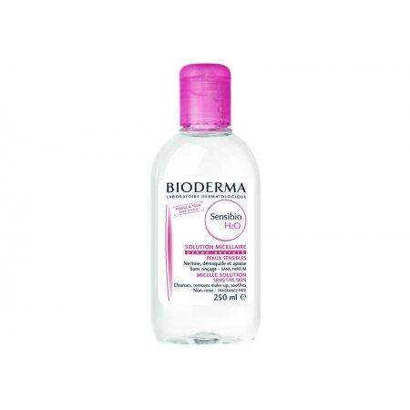 BIODERMA Sensibio H2O Micelární voda pro citlivou pleť 250 ml