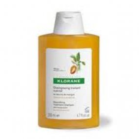 KLORANE šampon s mangovým máslem 200 ml - Suché a poškozené vlasy
