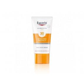 Eucerin Vysoce ochranný krém na obličej Sensitive Protect SPF 30 50ml