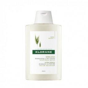 KLORANE šampon s ovesným mlékem 200 ml - Denní použití