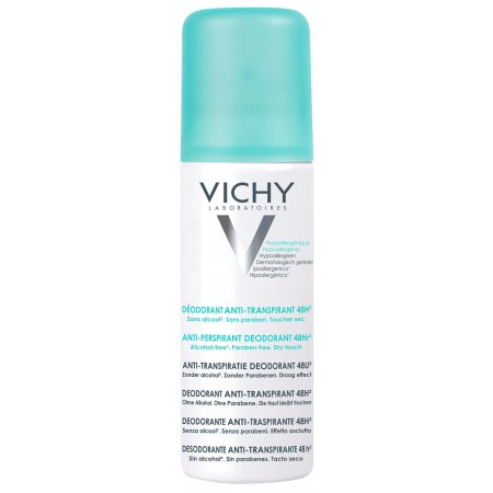 Vichy deodorant anti-transpirant deo spray 125 ml