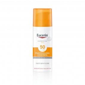 Eucerin Emulze na obličej proti vráskám Photoaging Control SPF 50 50 ml