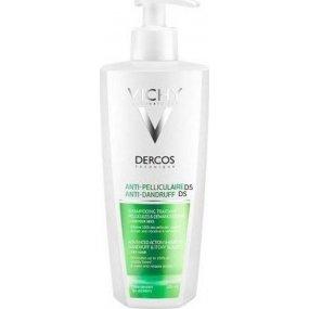 VICHY Dercos šampon proti lupům na suché vlasy 390ml