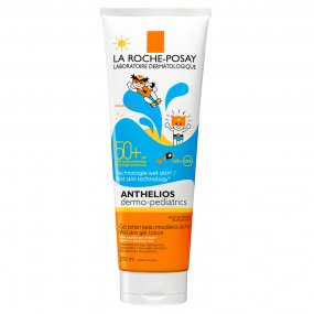 La Roche-Posay Anthelios Dermo-Pediatrics ochranné gelové mléko pro dětskou pokožku SPF 50+ 250 ml