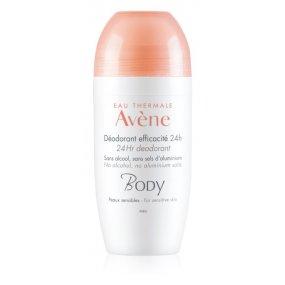 Avene Body deodorant roll-on pro citlivou pokožku 50 ml