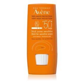 AVENE Sun tyčinka na citlivá místa SPF 50+ - Stick zones sensibles 8 g