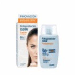 ISDIN Fotoprotector fusion water Opalovací přípravek na obličej - 50ml