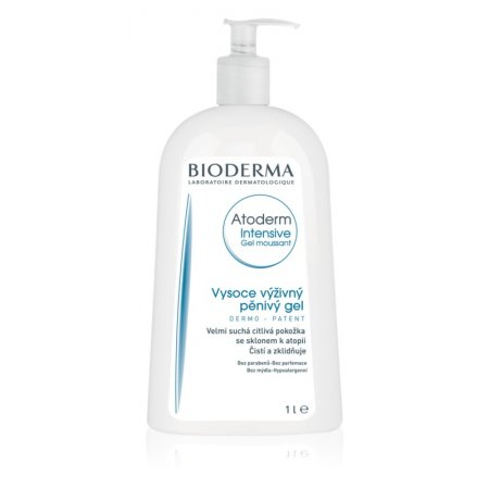 BIODERMA Atoderm Intensive Gel moussant 1l