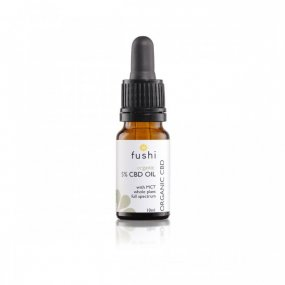 Fushi Komplexní synergetický CBD extrakt 10 ml