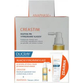 DUCRAY Creastim 2x30ml + Anaphase+ šampon 200ml