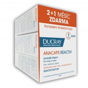 Ducray Anacaps Reactiv 3x30 kapslí