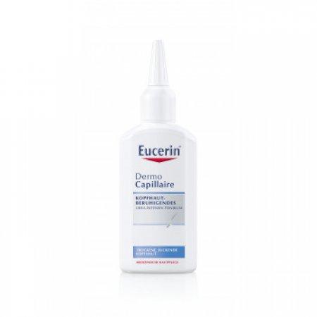Eucerin DermoCapillaire 5% UREA Tonikum pro suchou pokožku hlavy 100 ml