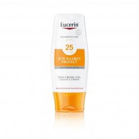 Eucerin Ochranný krémový gel proti sluneční alergii Sun Allergy Protect SPF 25 150ml